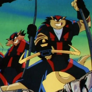 The SWAT Kats