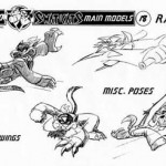 Model Sheets - Image 6 of 34