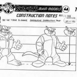 Model Sheets - Image 5 of 38