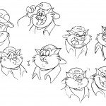 Model Sheets - Image 11 of 38
